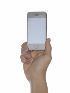 4291434-iphone-on-human-hand